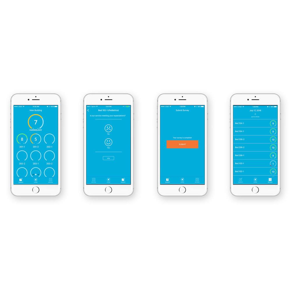smpl app design