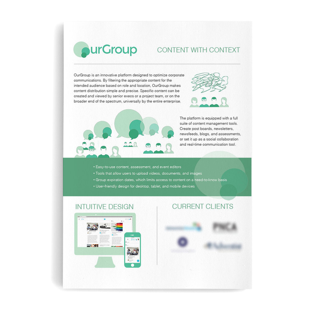 OurGroup presentation doc