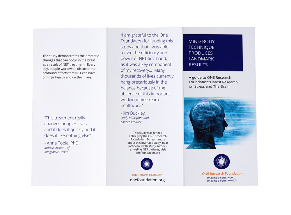 Jefferson Study brochure - outside