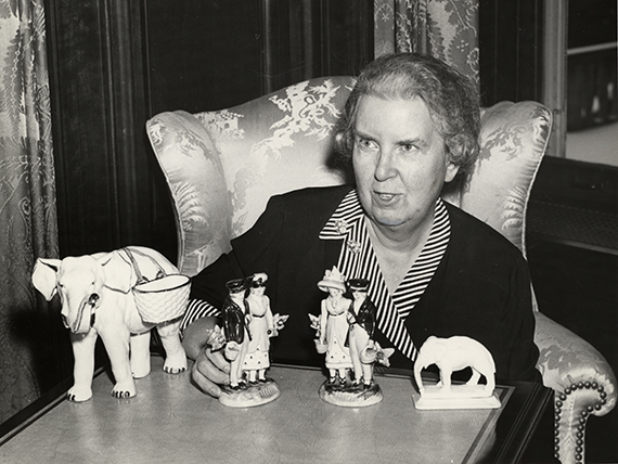 Margaret Woodbury Strong and her collection