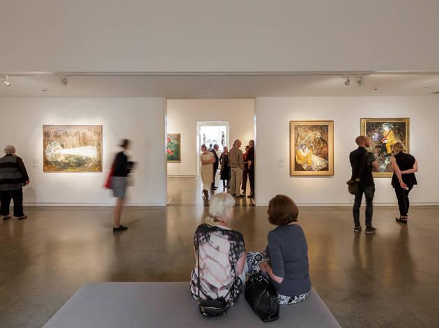 Heide Museum of Modern Art, Melbourne, photo:Jeremy Weihrauch