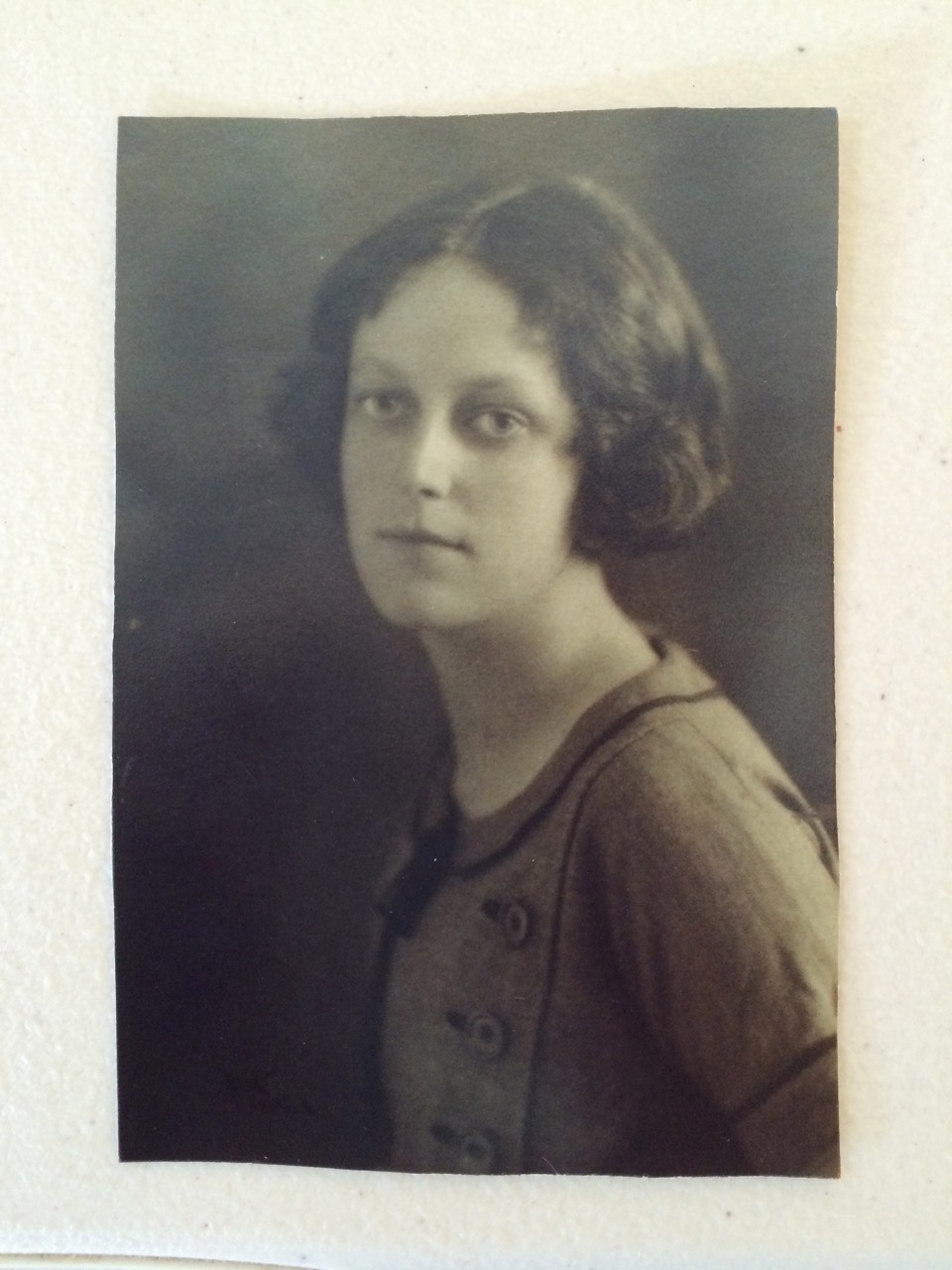 Cynthia Reed c1925, Reed/Heide Photography Collection, State Library of Victoria, Melbourne, photograph: Ruth Hollick