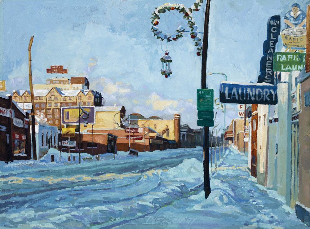 January Main Street