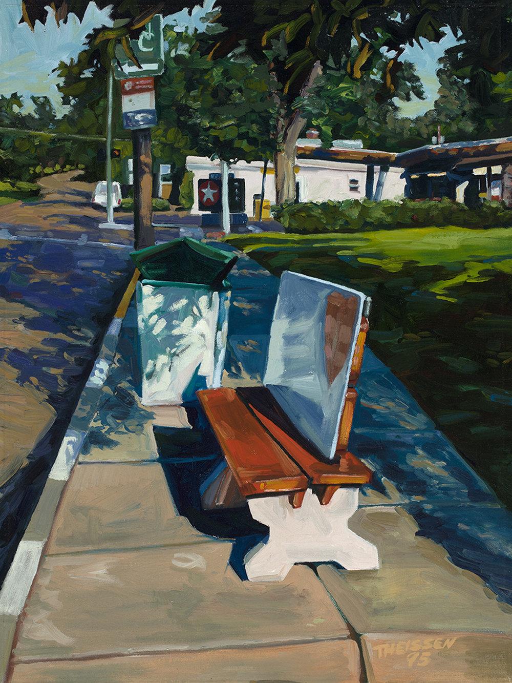 Greeley Bus Stop