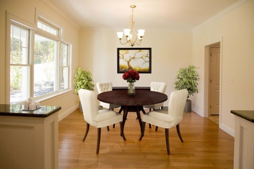 Virtual Dining Room Image