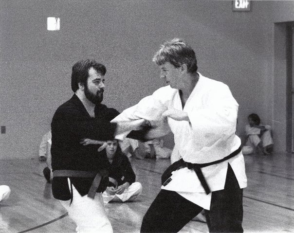 Shihan Jakle (right), Don Williams (left)