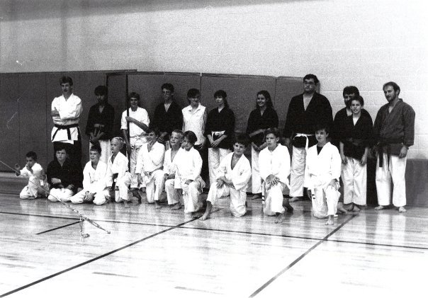 SanShin School of Martial Arts, 1980's