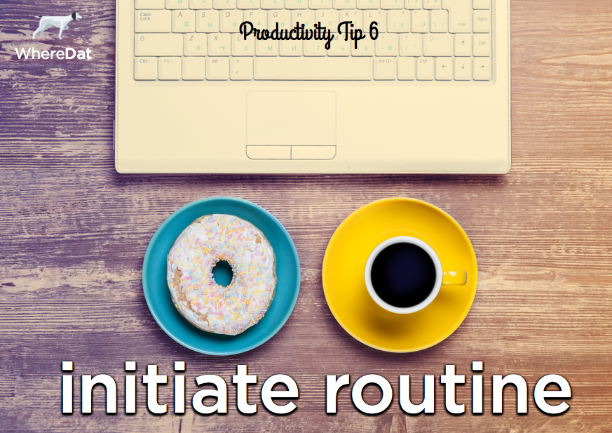productivity_initiate_routine