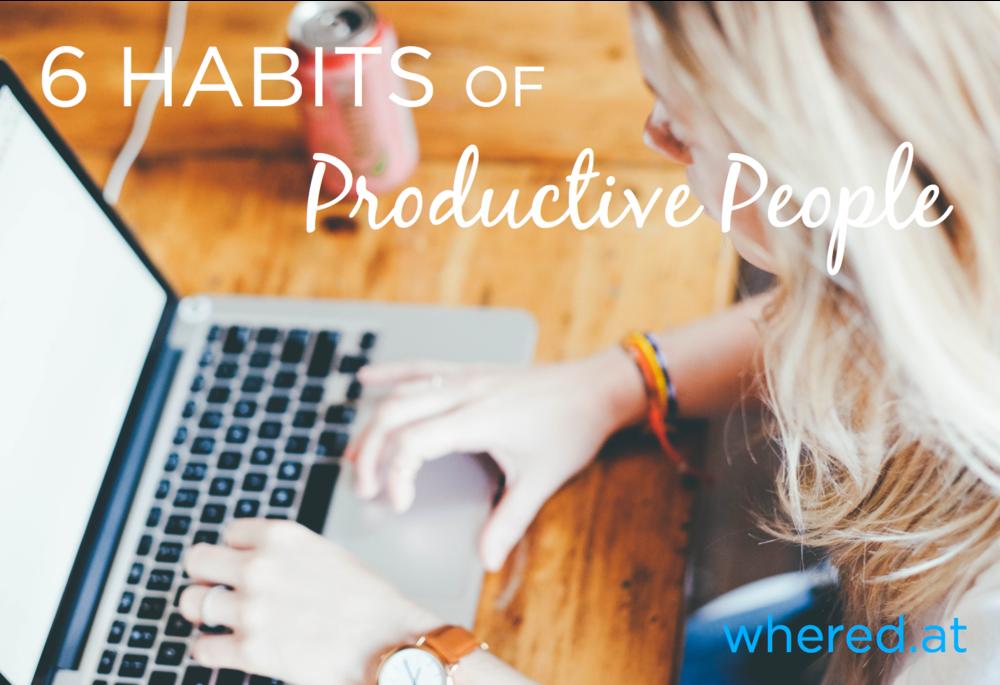 productive_habits