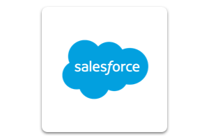 Salesforce: Search and access your Salesforce objects. Learn More.