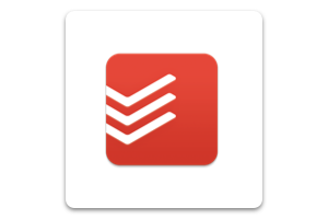 Todoist: Search and access your tasks. Learn More.