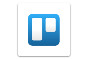 Trello: Search and access your tasks, users, and boards. Learn More.