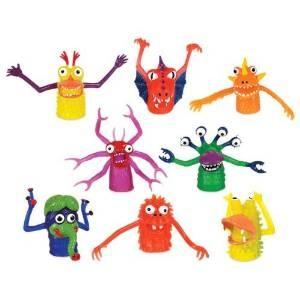finger-monsters