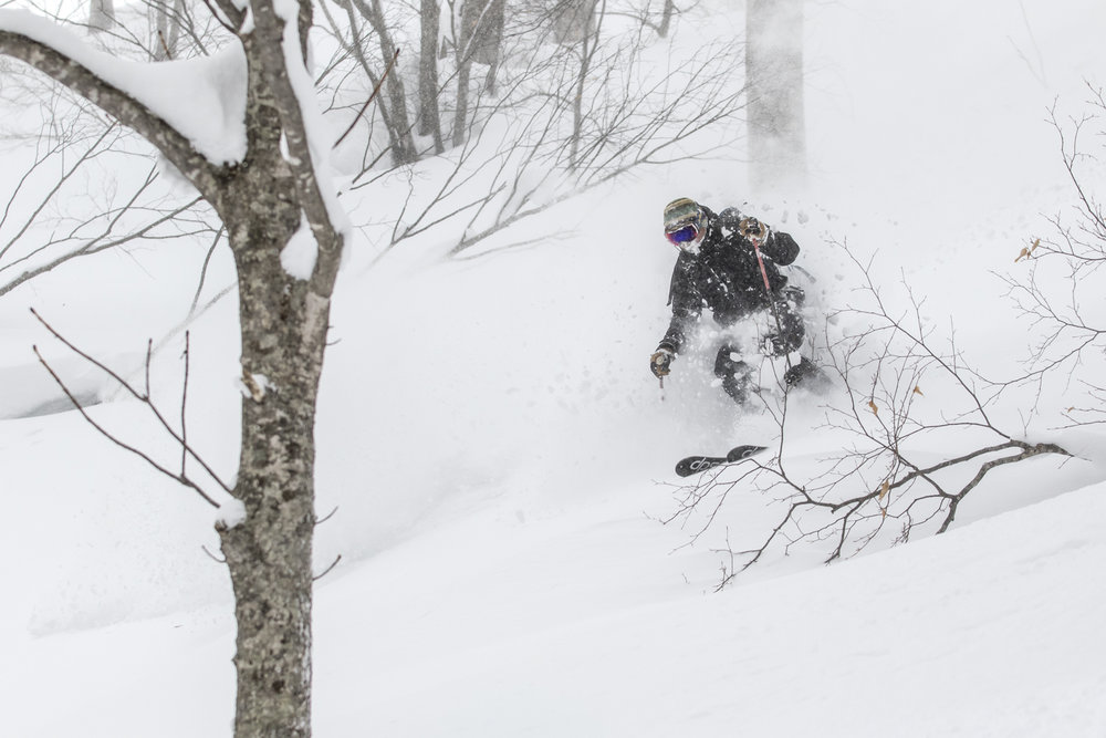 Finding our roots from the backcountry of Japan -