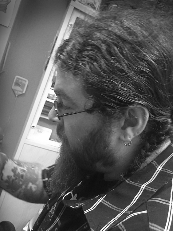 John Williams - International man of mystery. Tattooer. Nerd. Dog owner.Follow John Williams of Instagram @JohnWilliams666