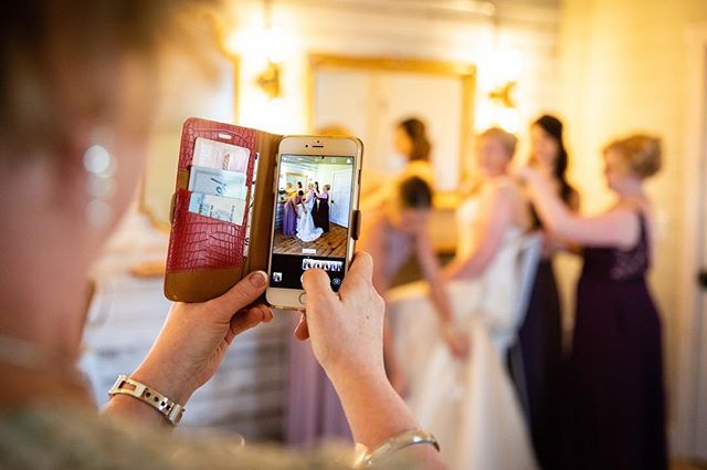 """Not missing a thing! . We are prepping for a wedding on Saturday and a wedding expo on Sunday. If you are in the St. Cloud area, make sure to swing by the @scweddingexpo and say """"hi""""! #weddings #mnweddingphotographer #mnweddingvideographer #capturedcreativeformal"""