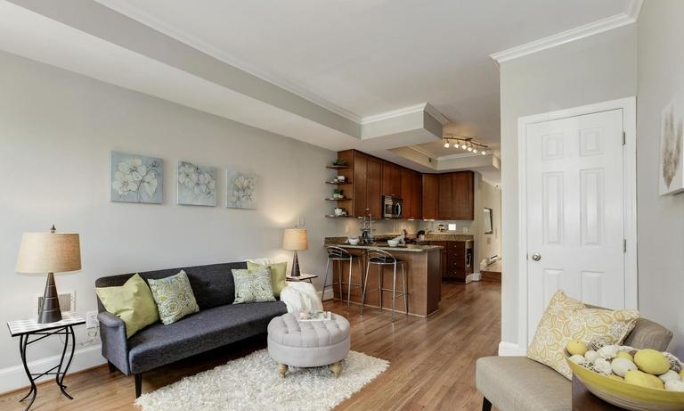 407 D Street - Northeast, dc -  sold     2 bed | 1 bath | 944 sq ft |  view Listing