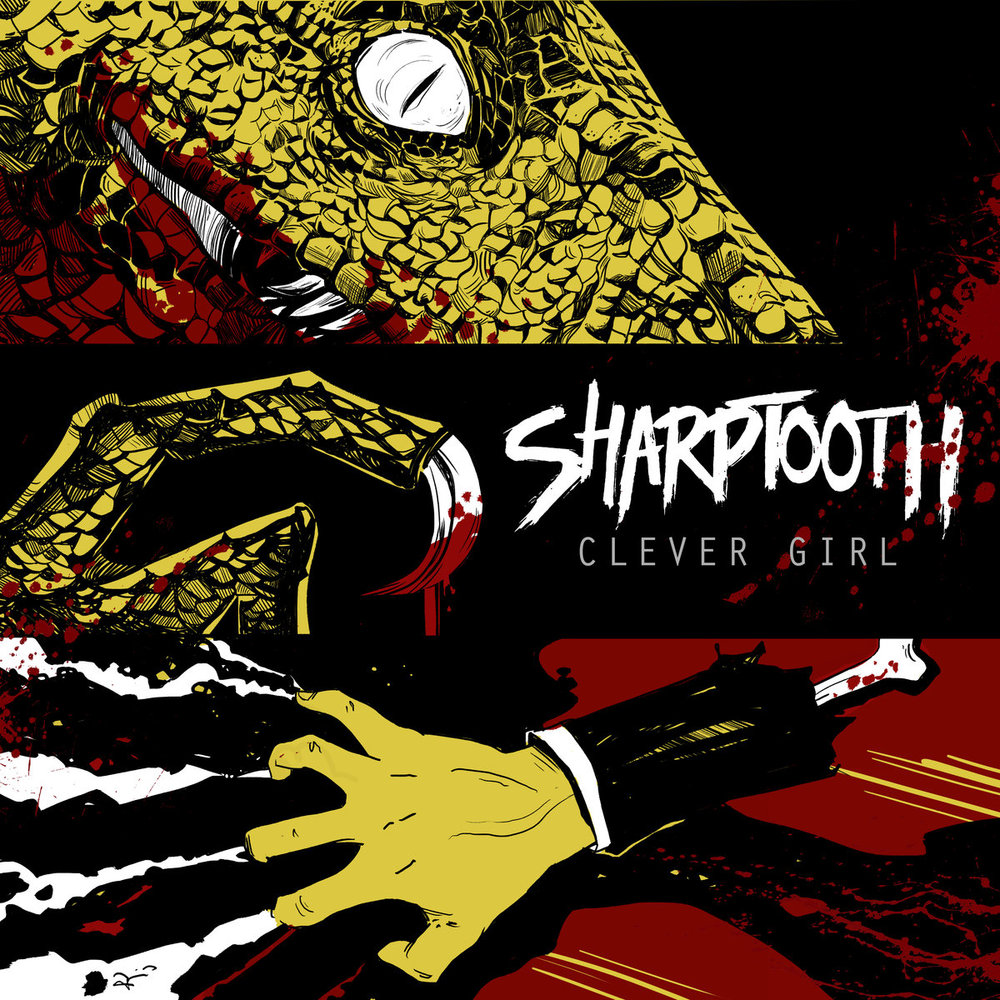 "Sharptooth, ""Clever Girl"", Pure Noise Records"