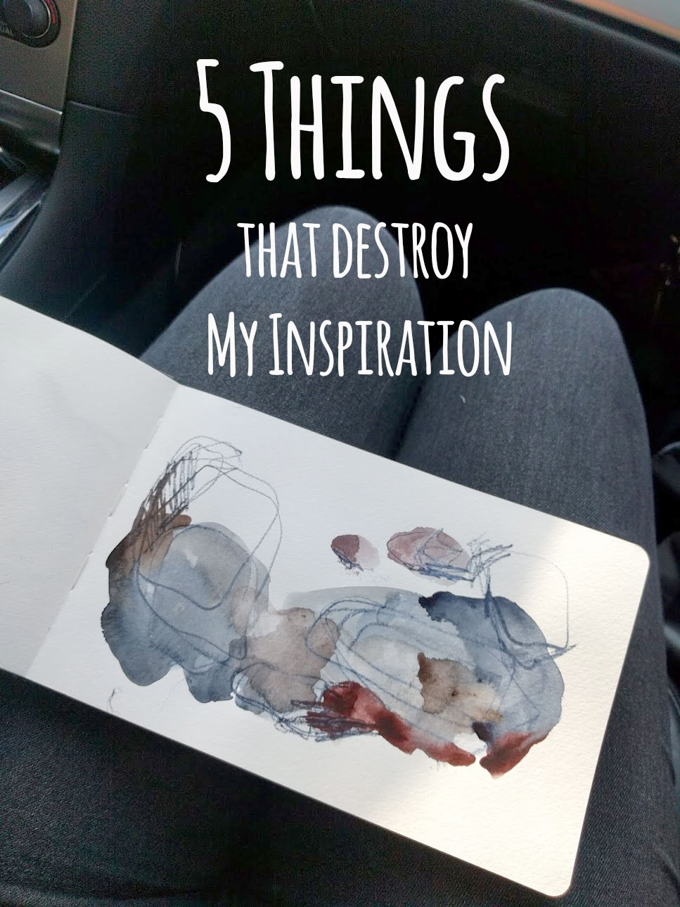 EH Sherman 5 things that Destroy Inspiration