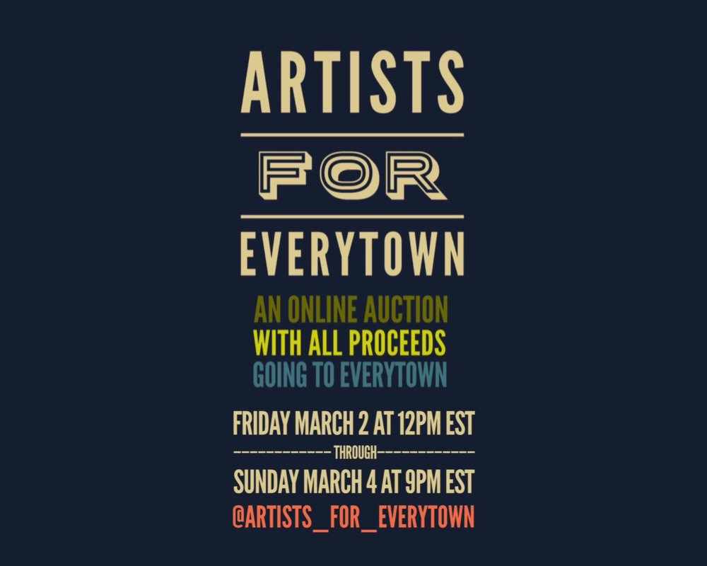 Artists For Everytown