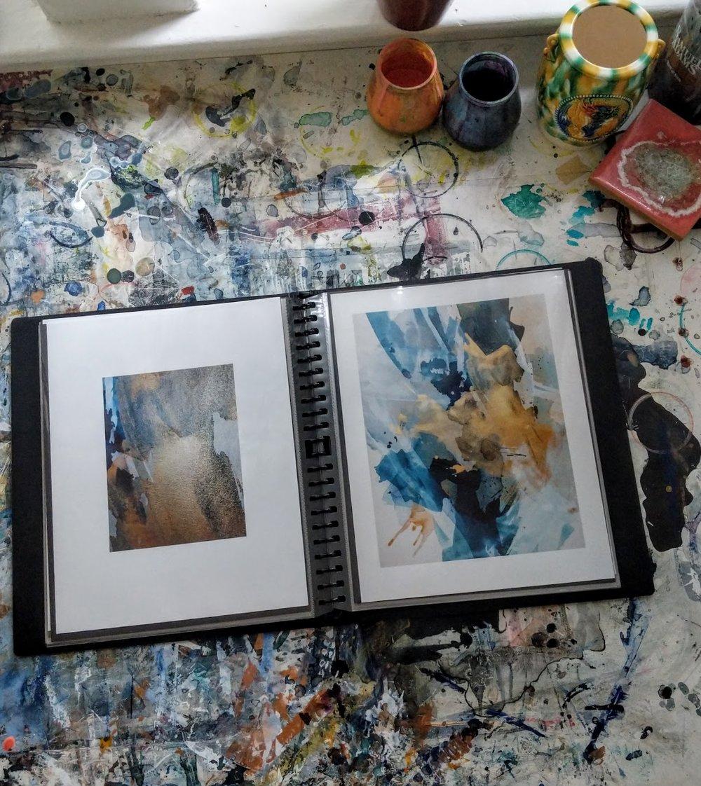 EH Sherman Art - Portfolio detail