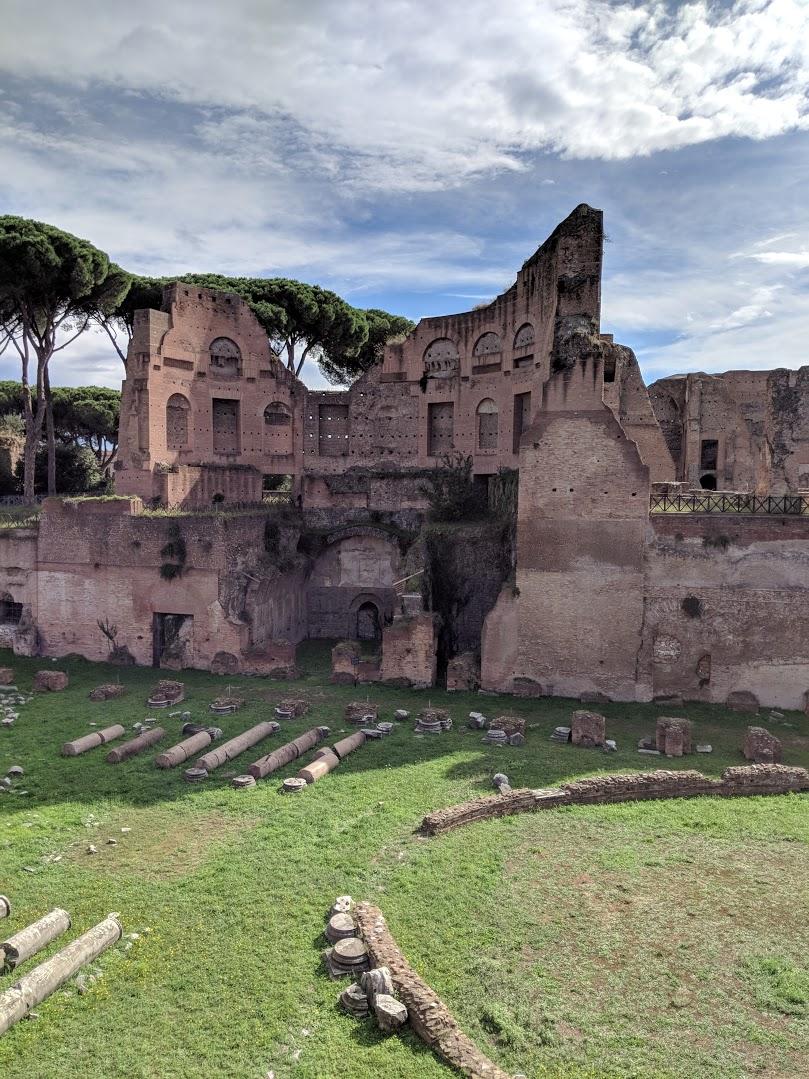 EH Sherman Art - Exploring Italy