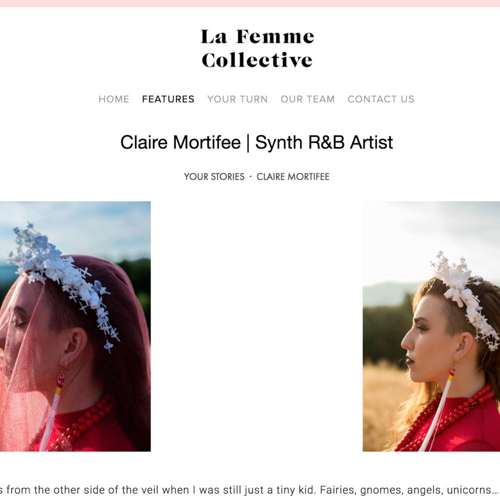 (( La Femme Collective )) 8/22/17