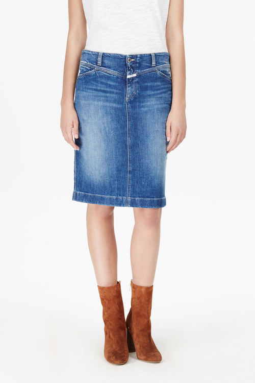 Closed Denim Skirt - Dress Ala
