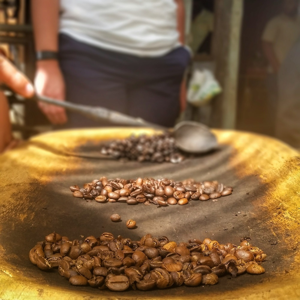 roasted coffee boquete