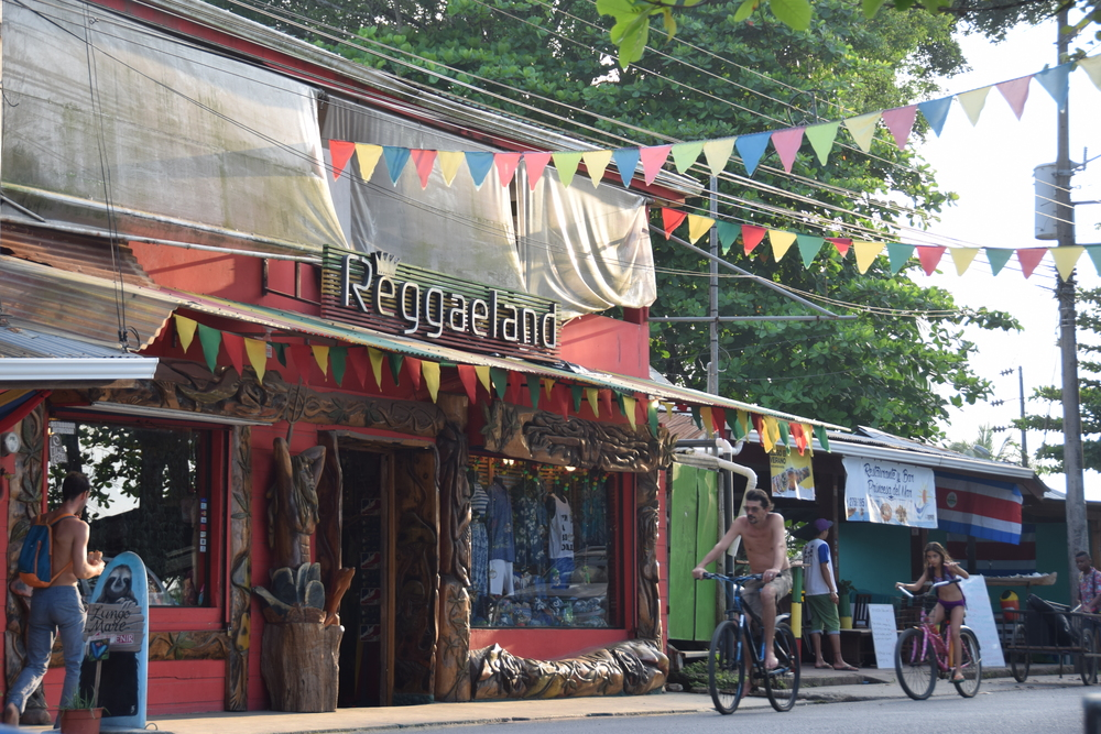 With it's Afro-Caribbean culture and swell of tourists, Puerto Viejo felt like a larger version of Bocas