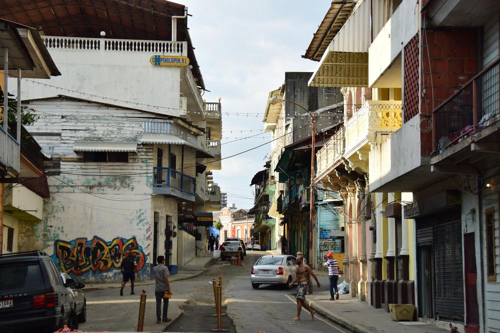 santa ana, Panama