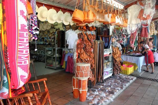 mercado artesanias
