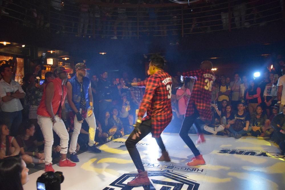 dance battle panama