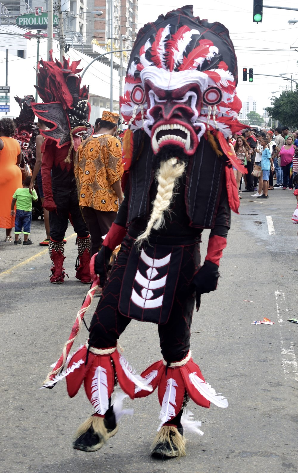 panama devil congo dance