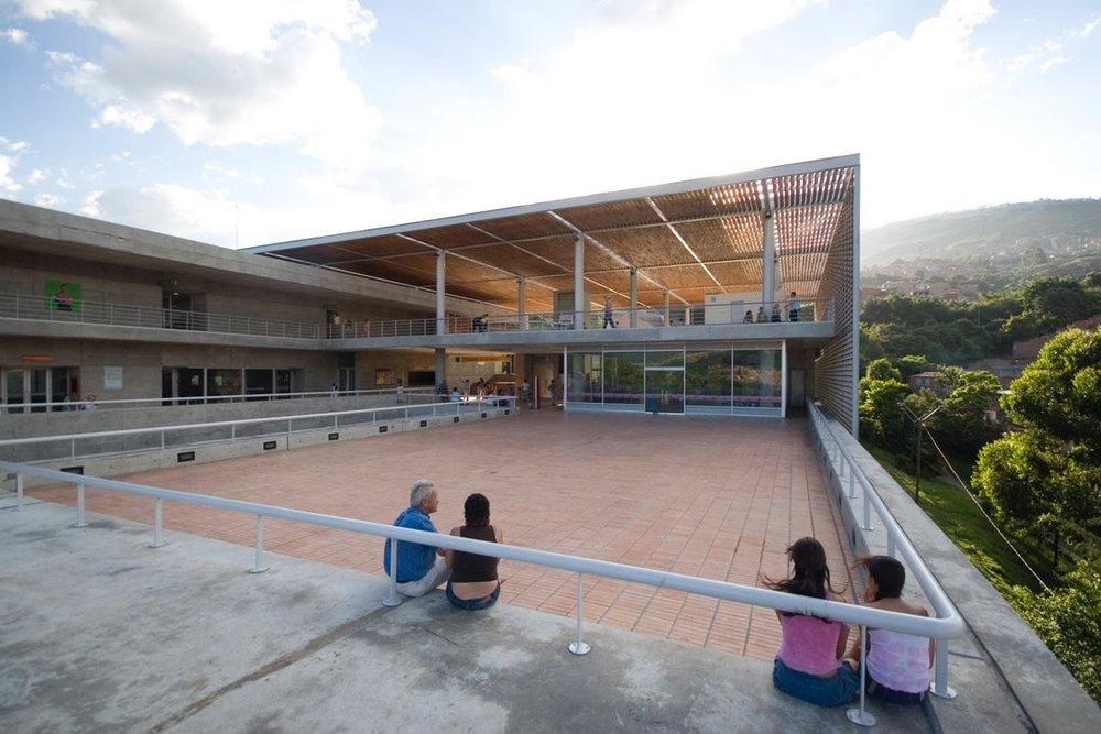 Medellin plazas