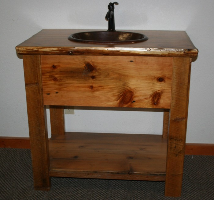 barn board vanity with log trim3.jpg