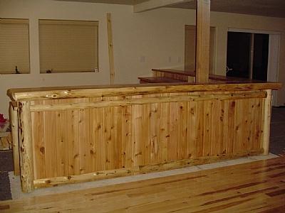 Beau White Cedar Bar