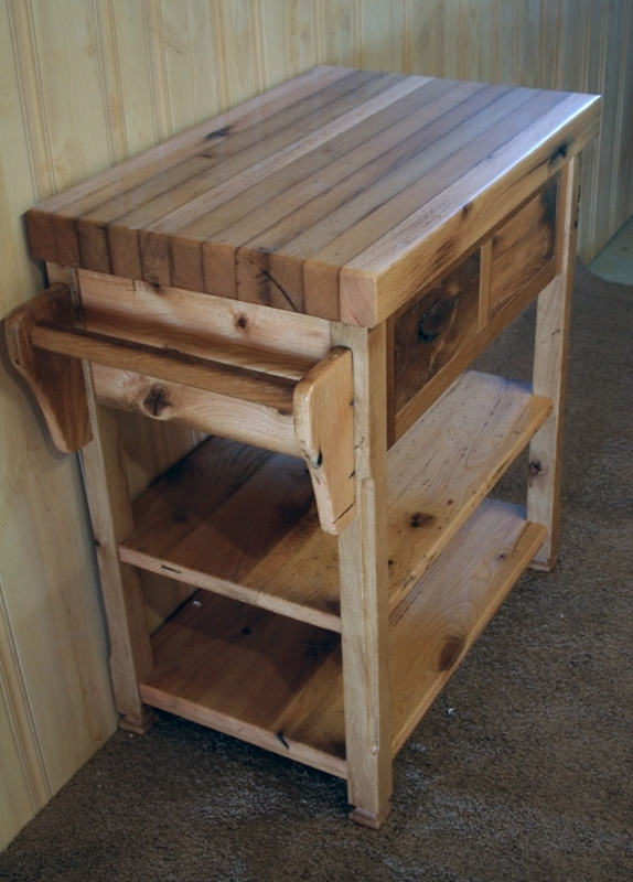 Reclaimed Oak Kitchen Stand side 2.jpg