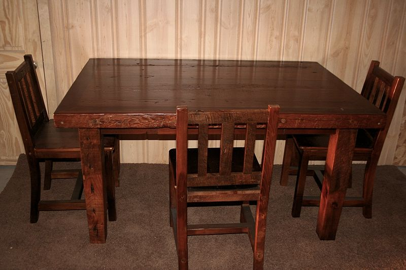 Barn Wood Table with Chairs.jpg