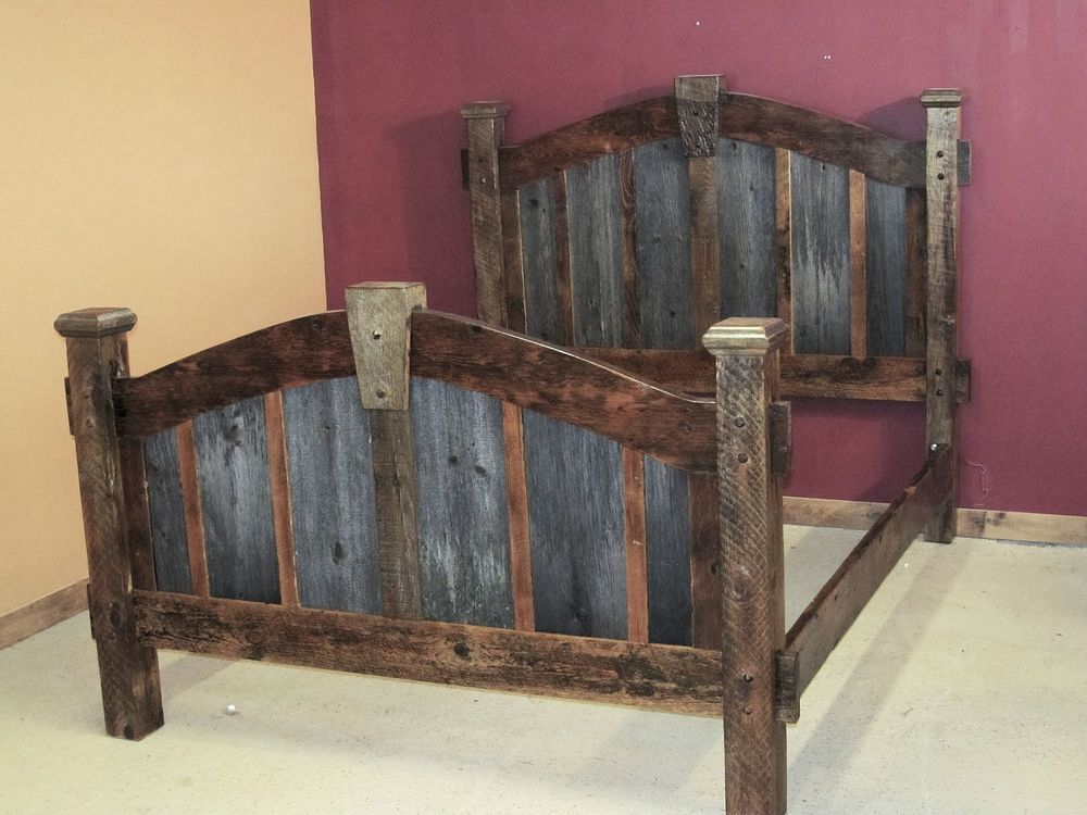 barns bed with cap wood glacier rustic barn reclaimed trim barnwood gp grinnell park and