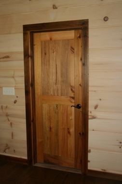 Reclaimed barnwood doors barn wood furniture rustic for All wood interior doors