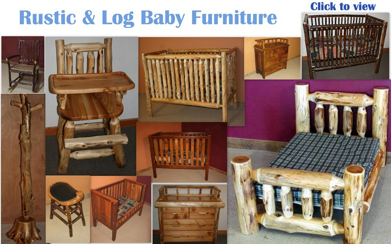 Rustic Baby Furniture