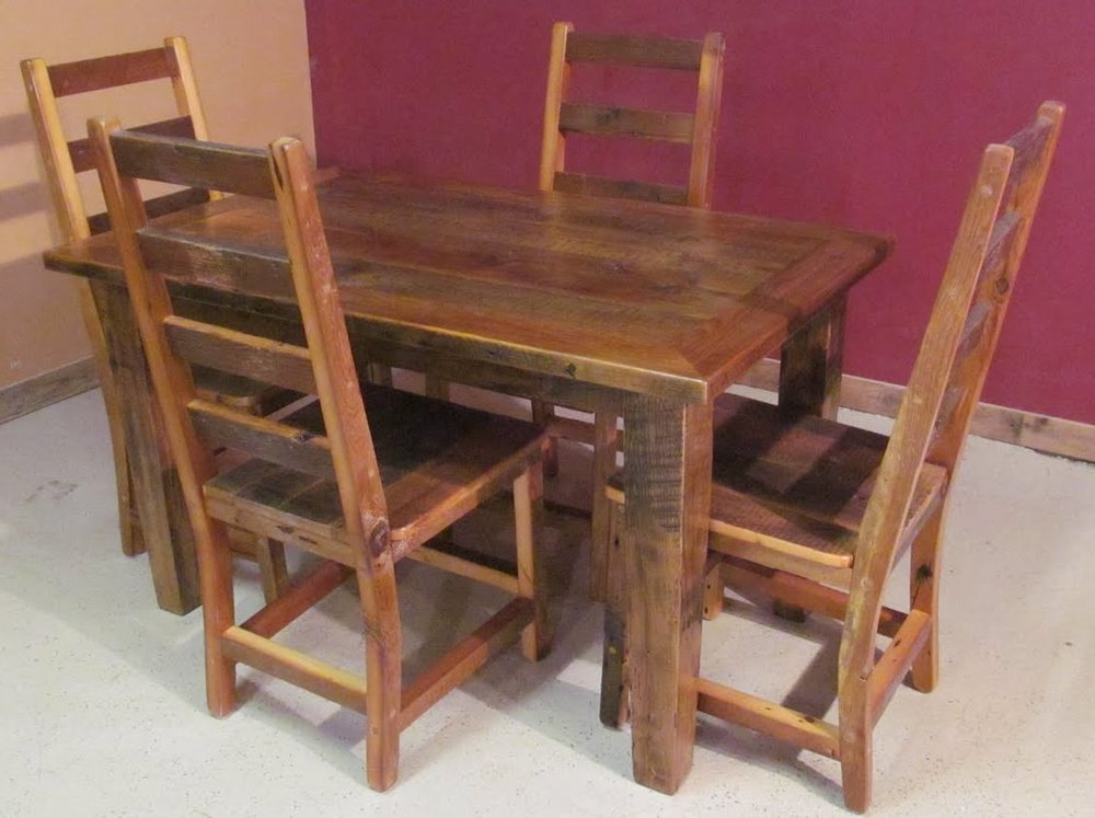 Perfect Farmhouse Tables