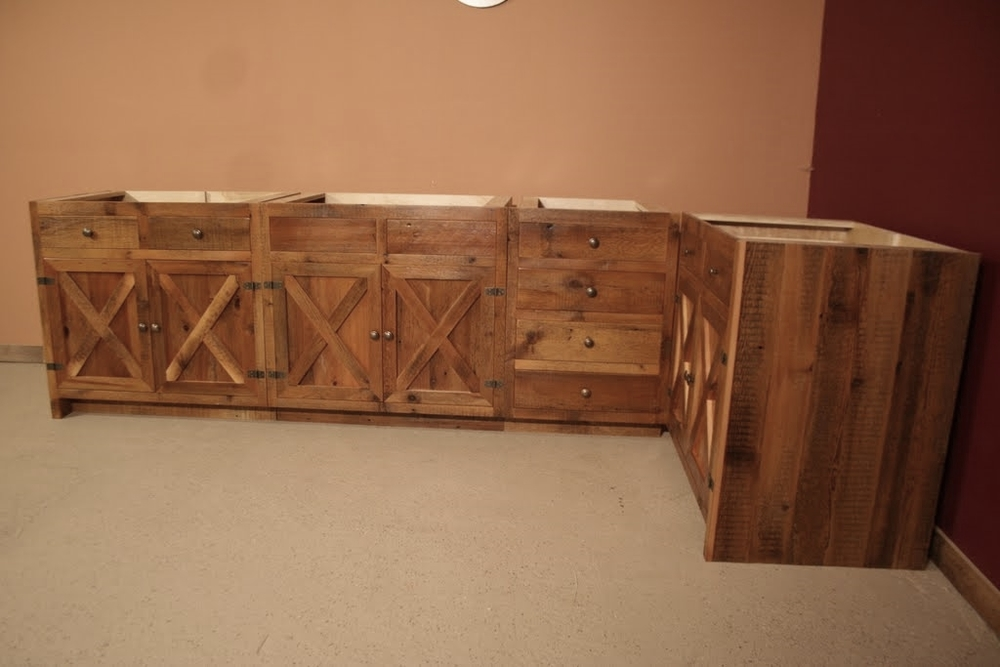 reclaimed wood cabinets for kitchen reclaimed barnwood kitchen cabinets barn wood furniture 25140