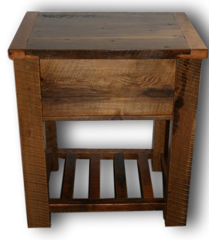 Barn Board Vanity — Barn Wood Furniture - Rustic Furniture - Log Furniture  By Vienna Woodworks - Barn Board Vanity €� Barn Wood Furniture - Rustic Furniture - Log