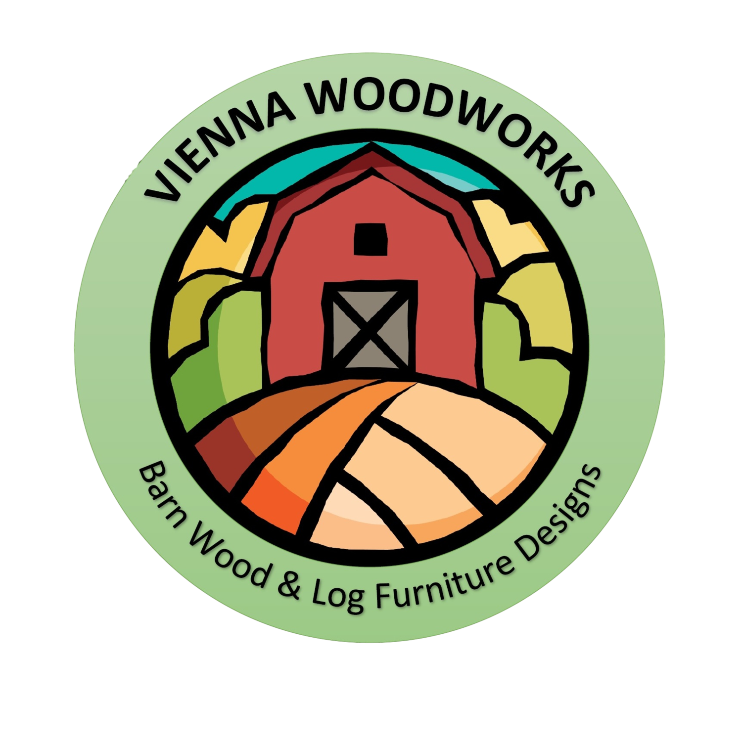 Barn Wood Furniture - Rustic Barnwood and Log Furniture By Vienna Woodworks