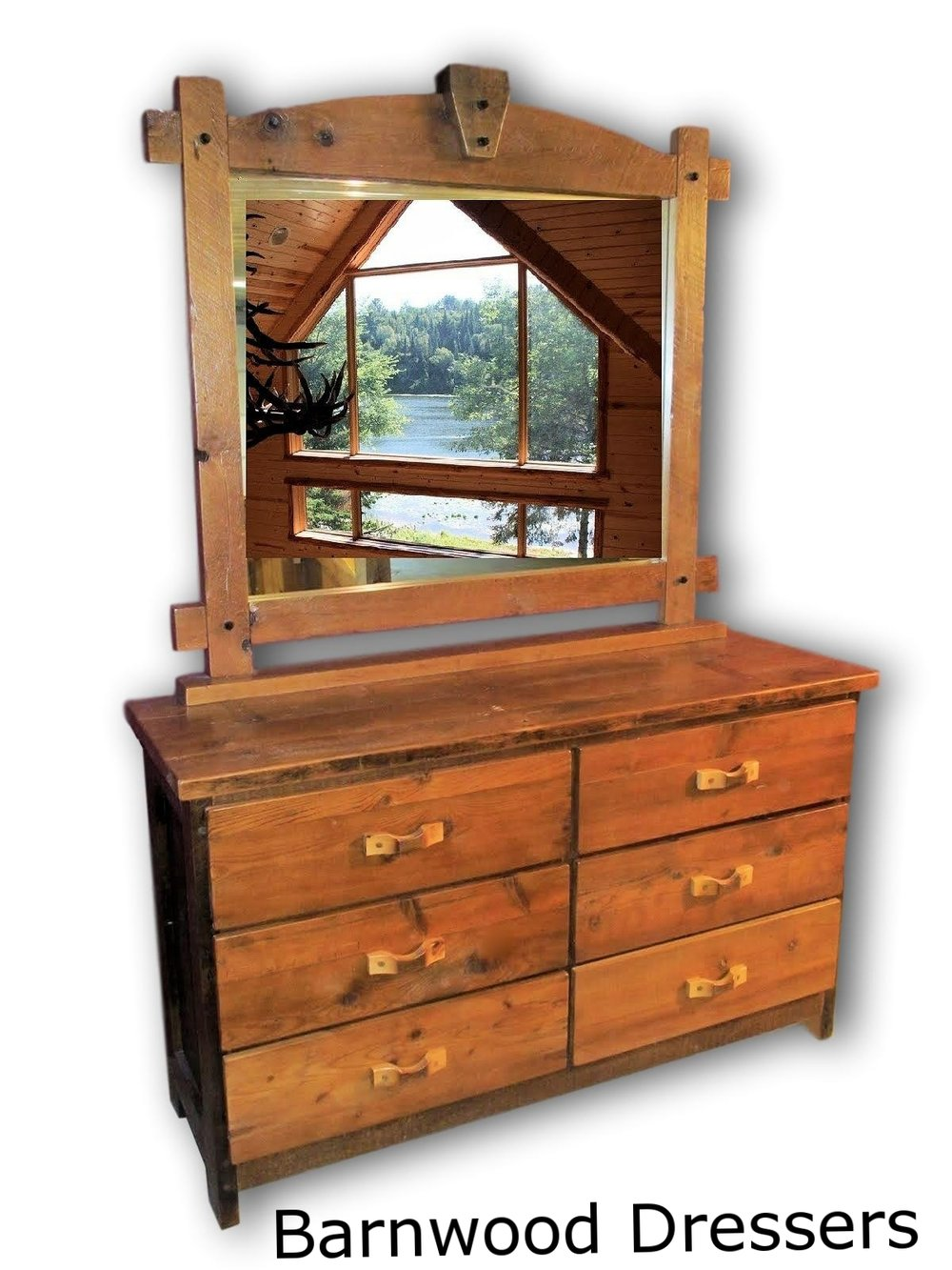 Reclaimed Barnwood Dressers