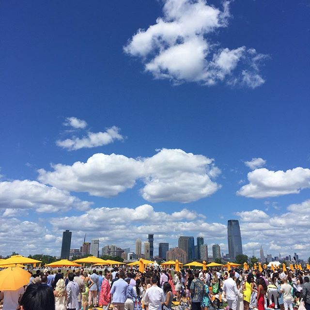 Had a great time today at #vcpc10 #vcpoloclassic but the real star of the show was that blue sky. #bluesky