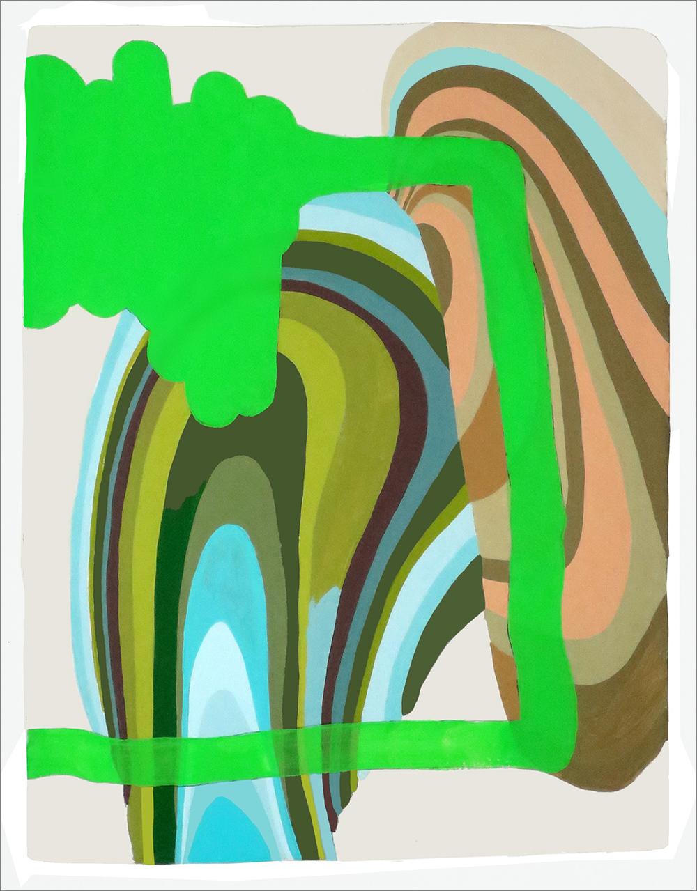 Painting - PLASMORA 15