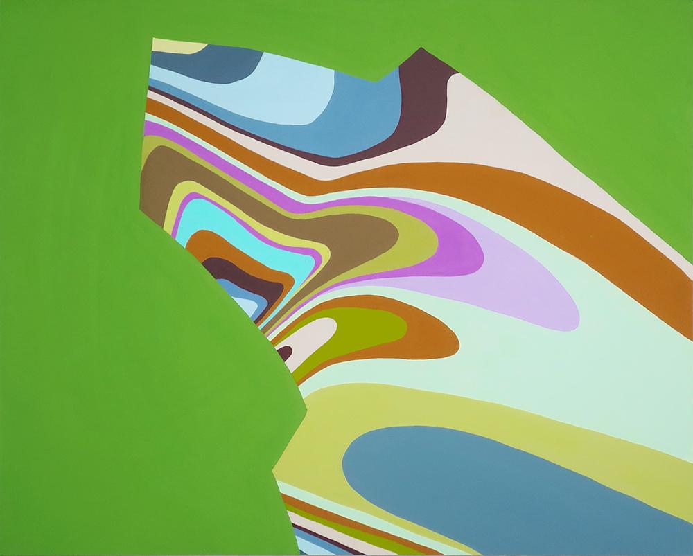 Painting - PLASMORA 16